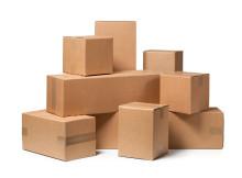Seasonal Shipping Box Packaging